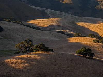 Photograph - Hill Top Ranch by Derek Dean