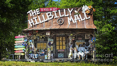 Photograph - Hillbilly  by Ella Kaye Dickey
