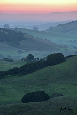 Photograph - Hills And Trees by Janet Kopper