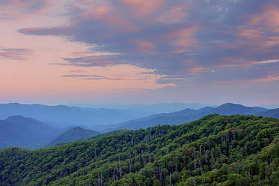 Photograph - Hills - Mountains - Sky by Nikolyn McDonald