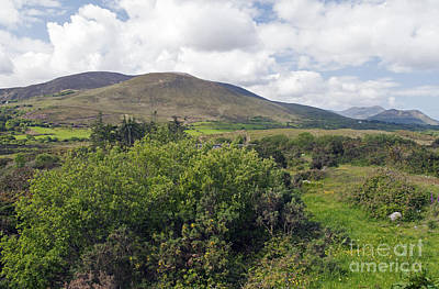 Photograph - Hills Near Killorglin by Cindy Murphy - NightVisions