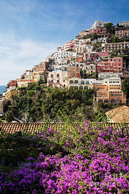 Photograph - Hills Of Positano by Scott Kemper