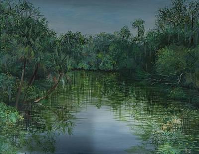 Hillsboro Flordia Art Print