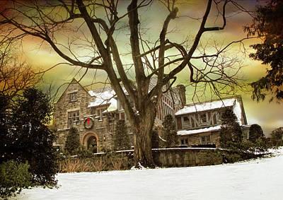 Photograph - Hilltop Estate by Jessica Jenney