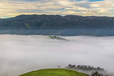 Photograph - Hilltops by Marc Crumpler