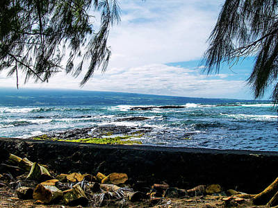 Photograph - Hilo Bay Dreaming by Randy Sylvia