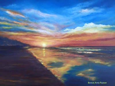 Painting - Hilton Head Island by Anna Ruzsan