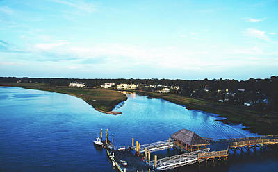 Photograph - Hilton Head Island, South Carolina by Library Of Congress