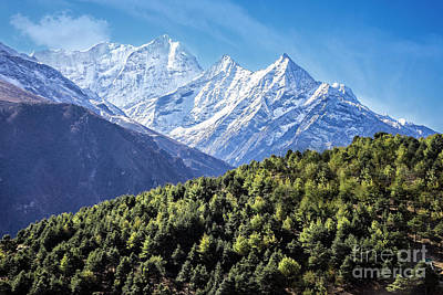 Photograph - Himalaya High by Scott Kemper