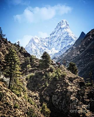 Photograph - Himalaya Trail by Scott Kemper