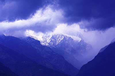Photograph - Himalayan Light by Aidan Moran
