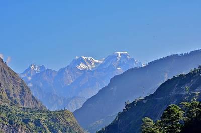 Photograph - Himalayan Majesty by Kim Bemis