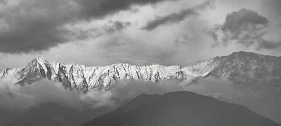 Photograph - Himalayan Morning by Don Schwartz