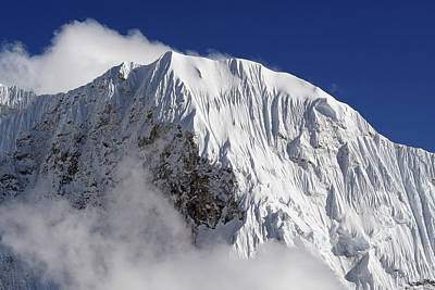 Himalayan Mountain Landscape Art Print by Pal Teravagimov Photography