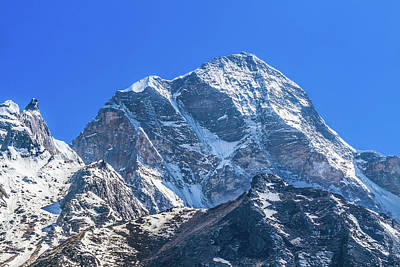 Photograph - Himalayan Peak In Gangotri Valley by Nila Newsom