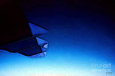Figurativ Digital Art - Himmelsobjekt 17022 by AndReaS KoVaR