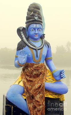 Photograph - Hindu God 4 by John Potts