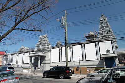 Photograph - Hindu Temple Society Of North America  by Steven Spak
