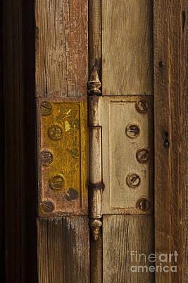 Photograph - Hinge Of Yellow by Jennifer Apffel