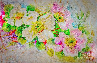 Digital Art - Hint Of Spring by Anne Sands