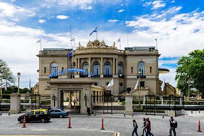 Photograph - Hipodromo Argentino De Palermo by Randy Scherkenbach