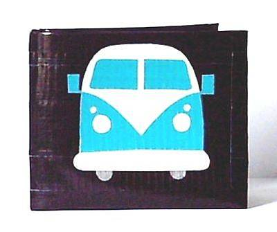 Duct Tape Wallet Mixed Media - Hippie Van by Sasha LeChat