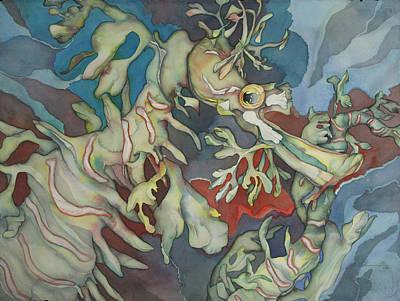 Hippocampe Blue Original