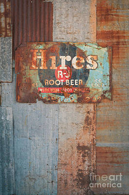 Photograph - Hires Root Beer In Color by Sean Wray