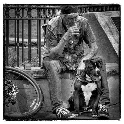 Photograph - His Best Friend II by David Patterson