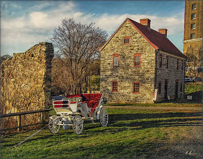 Photograph - Historic Bethlehem Pennsylvania by Hanny Heim