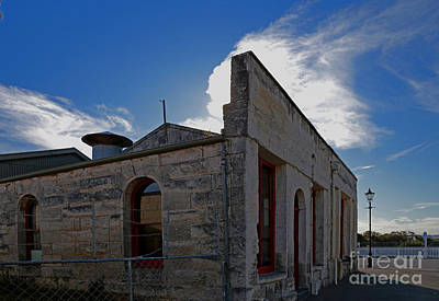 Photograph - Historic Building by Nareeta Martin