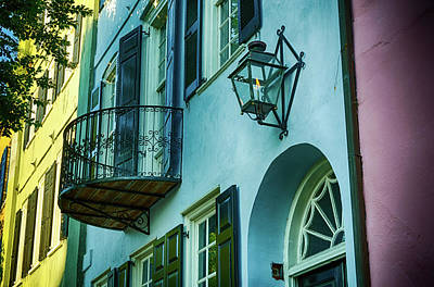 Photograph - Historic Charleston Home by Anthony Doudt