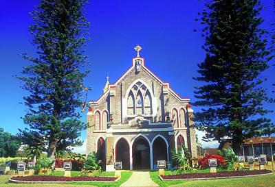 Photograph - Historic Church Maui by John Burk