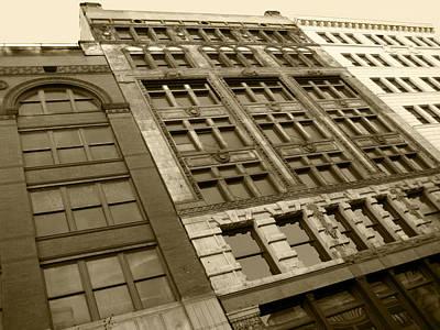 Historic Detroit Art Print