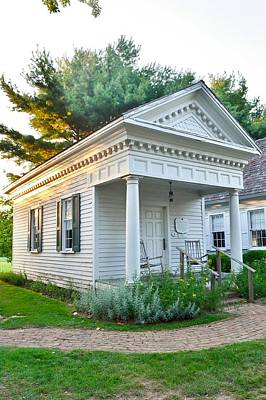 Photograph - Historic Doctor's Office - Lewes Delaware by Kim Bemis