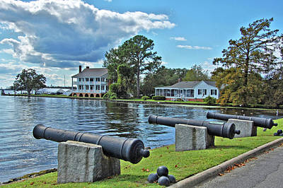 Photograph - Historic Edenton by Ben Prepelka