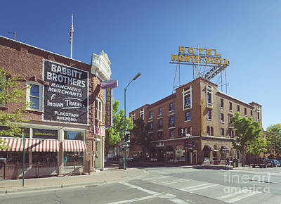 Photograph - Historic Flagstaff by JR Photography