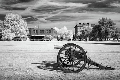 Photograph - Historic Fort Smith by James Barber