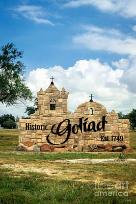 Photograph - Historic Goliad by Imagery by Charly