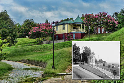 Photograph - Historic Libby Hill Park by Sharon Popek
