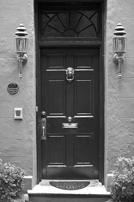 Historic Lion Door Original