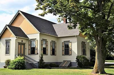 Photograph - Historic New Century Club - Milford Delaware by Kim Bemis