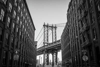 Historic New York Art Print by Mike Burgquist