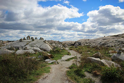 Photograph - Historic Path by Angela Wile