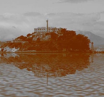 Bay Area Digital Art - Historic Reflection by Michael Bergman