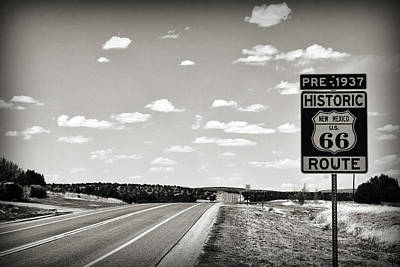 Photograph - Historic Route 66 by Patricia Montgomery