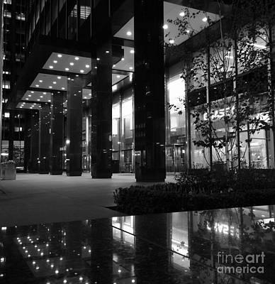Seagram Photograph - Historic Seagram Building - New York City by Miriam Danar
