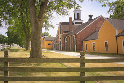 Photograph - Historic St. James Farm by Joni Eskridge