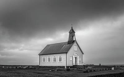 Historical Chuch Iceland Original