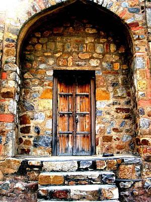 Photograph - Historical Door  by Deepti Bhatia